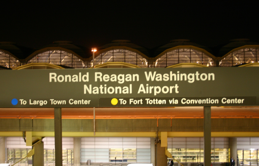 Aeropuerto de Washington D.C. (DCA)
