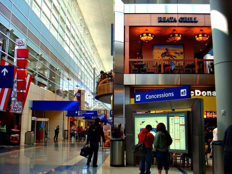 Aeropuerto de Dallas-Fort Worth (DFW)