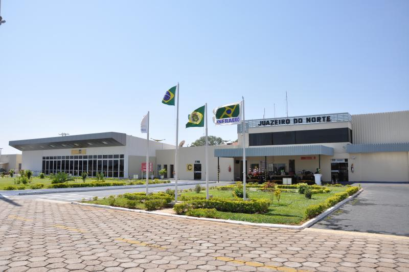 Aeropuerto de Juazeiro do Norte (JDO)