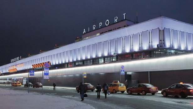 Aeropuerto de San Petersburgo (LED)