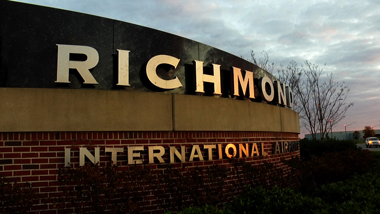 Aeropuerto de Richmond (RIC)