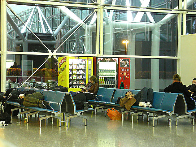 Aeropuerto de Londres-Stansted (STN)