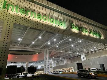 Aeropuerto Benito Juarez